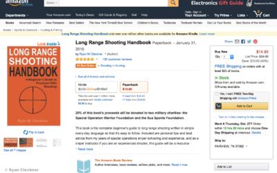 9 months, 9,000 copies, still #1 Bestseller on Amazon!